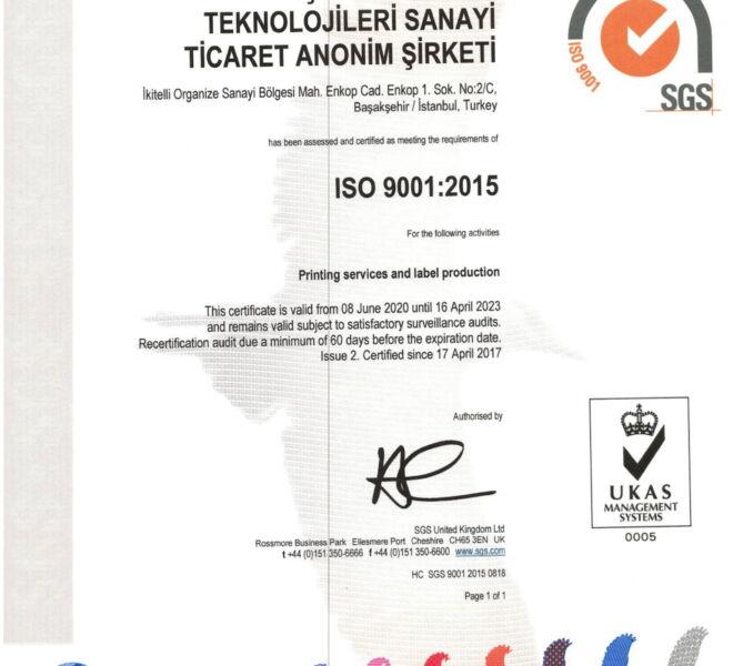 ŞOTEKS ISO 9001 2015 UKAS ISO 14001 2015 UKAS ISO 45001 UKAS (1)-1