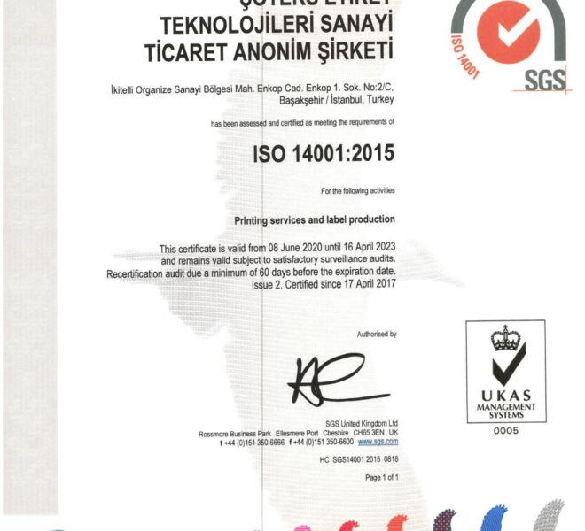 ŞOTEKS ISO 9001 2015 UKAS ISO 14001 2015 UKAS ISO 45001 UKAS (1)-2